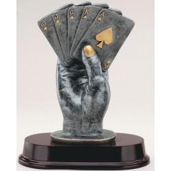M-RF277SG. Card Hand