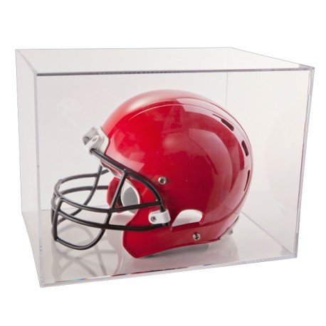 Acrylic Football Helmet Display Case