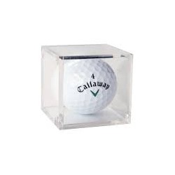 Acrylic Golfball Diplay Case
