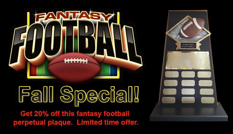 Fantasy football special
